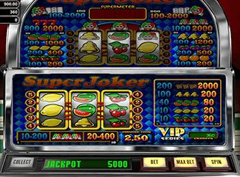 Super Joker Vip в казино Вулкан VIP